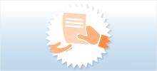 2. Schritt: Angaben mit dem Formular in einer Geschäftsstelle Ihrer Raiffeisenbank Steinheim eG abgeben